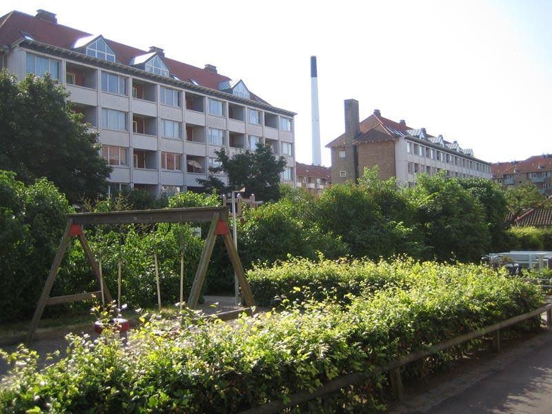 Dommerparken, København NV