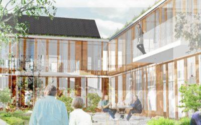 Hornbæk: Danakon vinder opførelse af plejehjem
