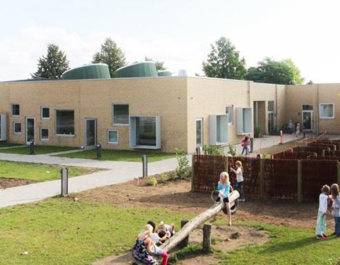 Mølleholmskolen, Høje-Taastrup