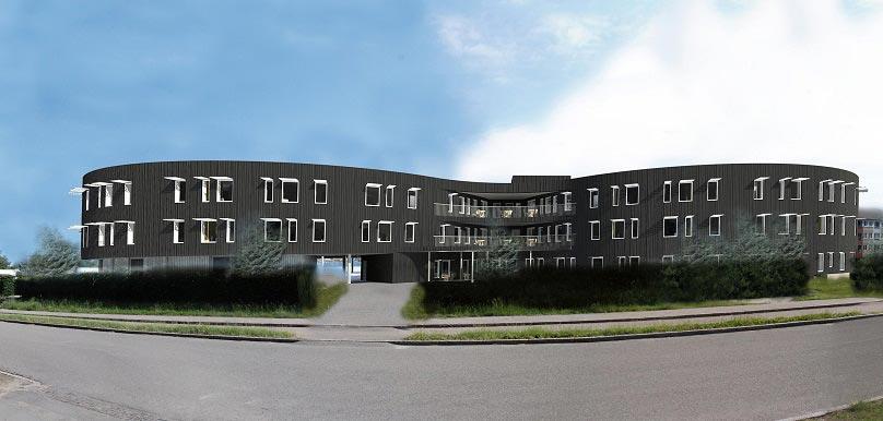 Samsøvej, Holbæk