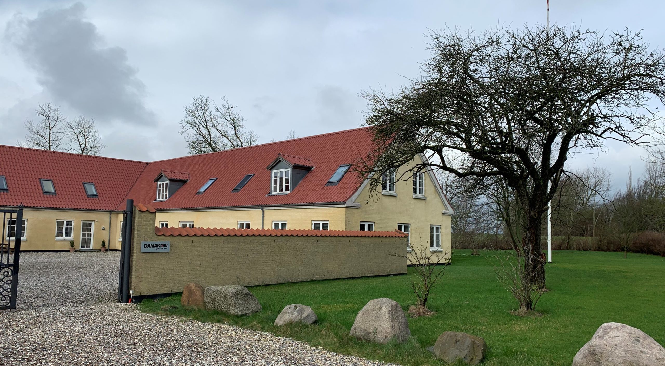 Danakon er flyttet til Sengeløsevej