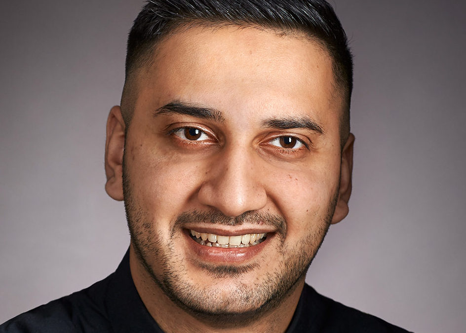 Ahmad er blevet fastansat konstruktionsingeniør